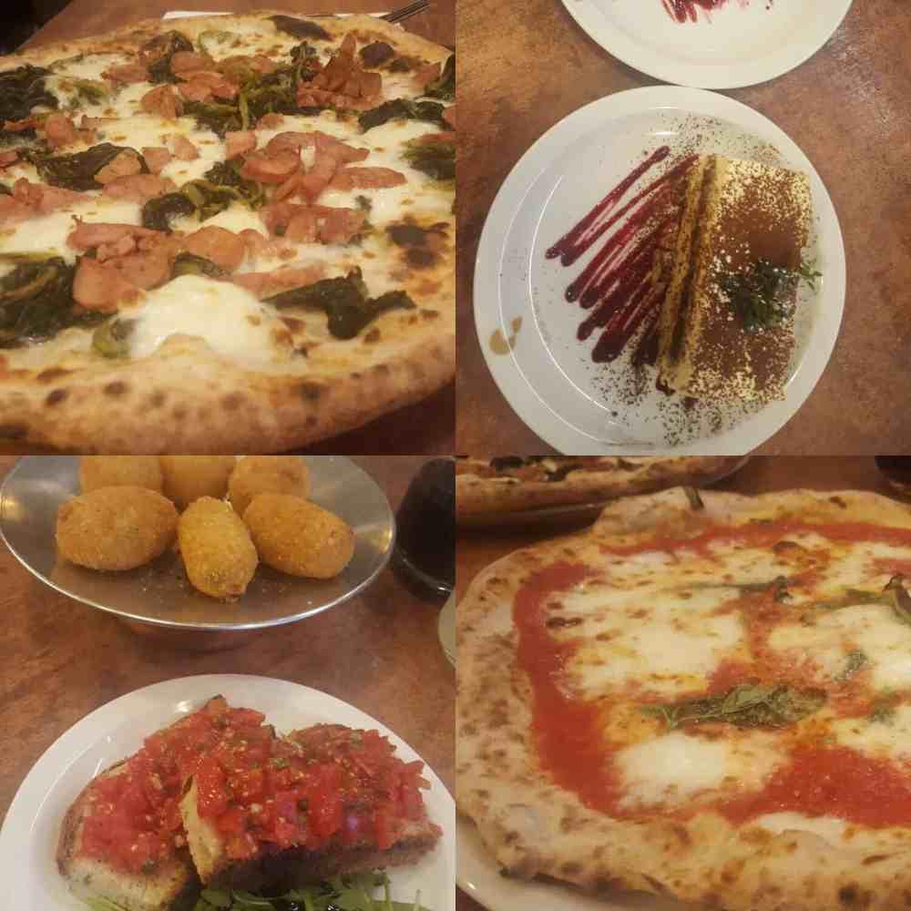 New Napoli pizza restaurant