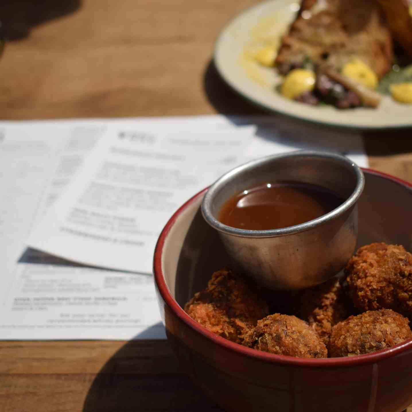 scottish restaurant in London