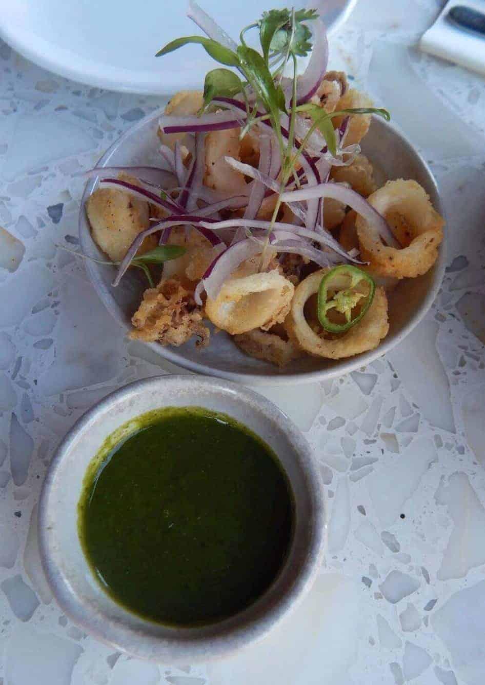 peruvian restaurant in london
