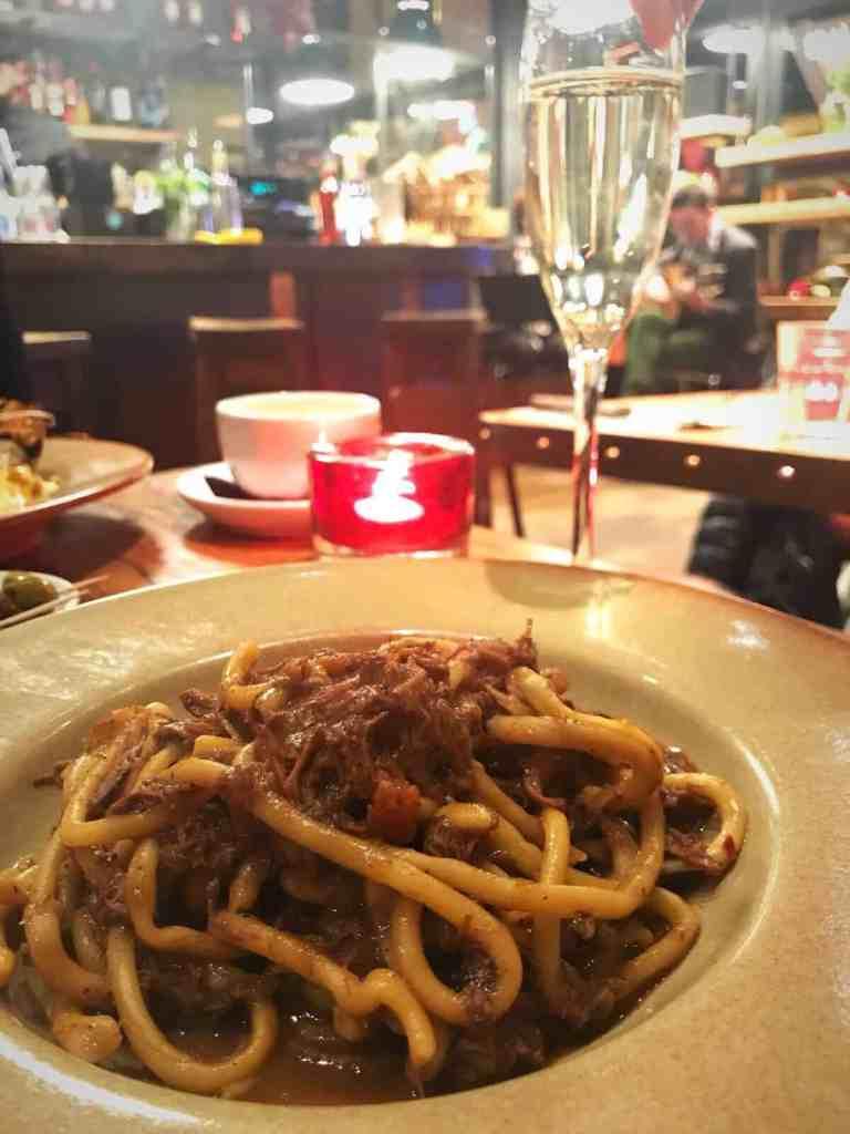 Italian restaurant in Clapham