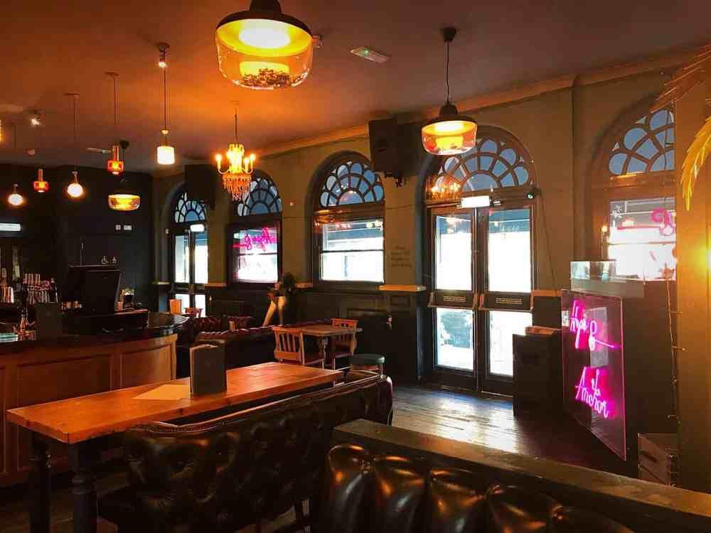 pub in Brixton