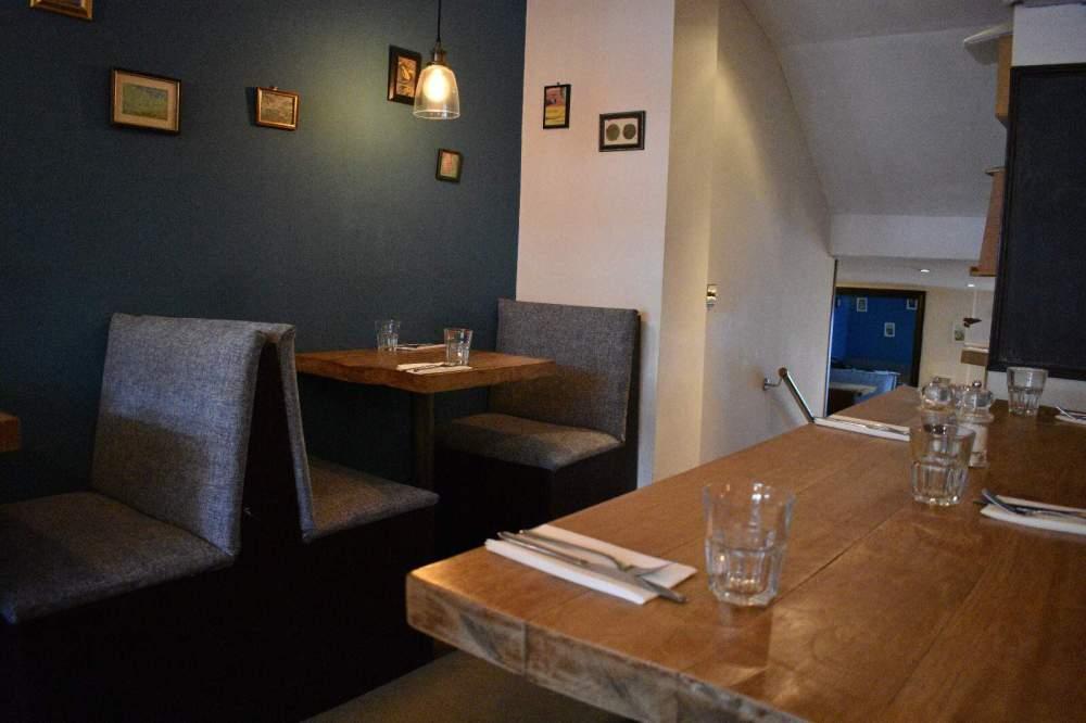 restaurant in clerkenwell