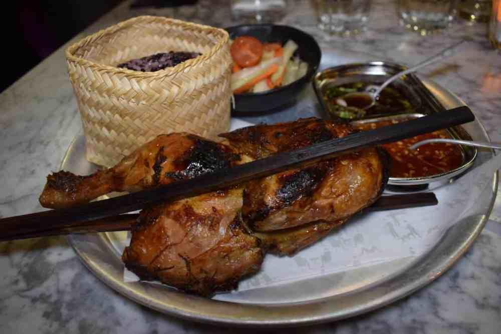 Greyhound Cafe Thai Restaurant