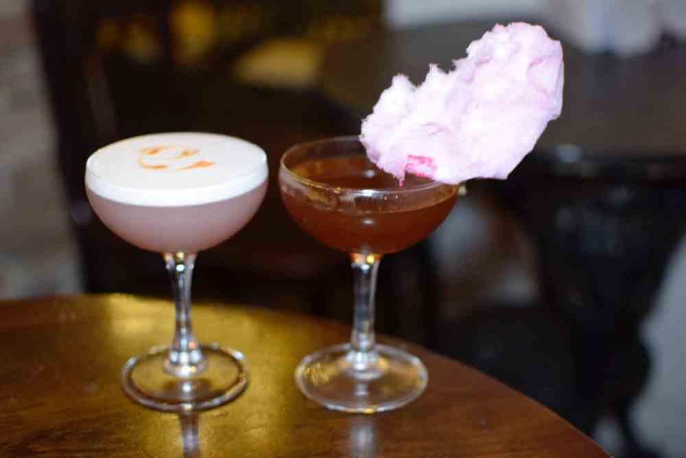 bar in Hoxton