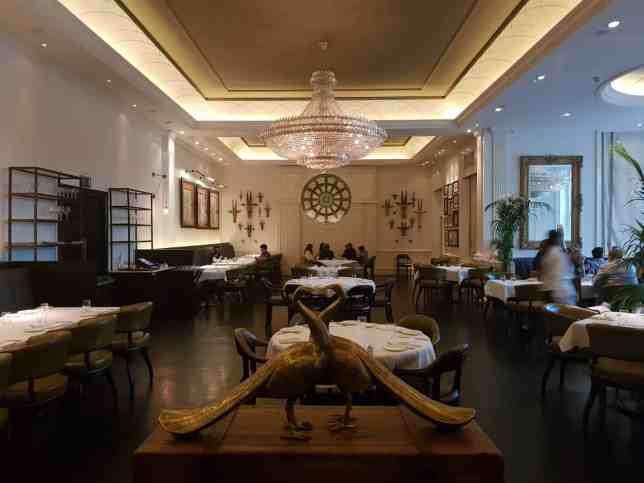 restaurant in Kensington