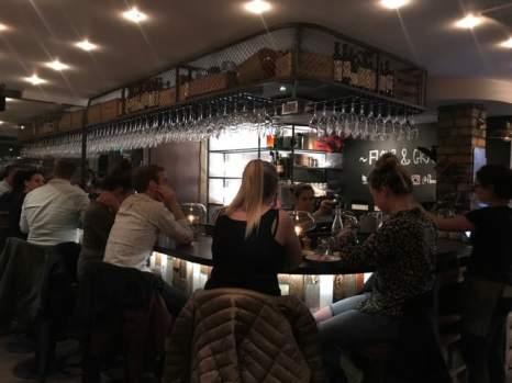 restaurant in bermondsey