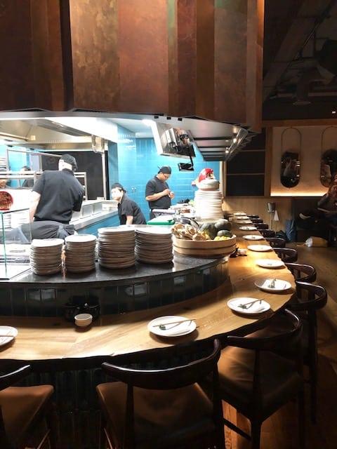 japanese restaurant in london