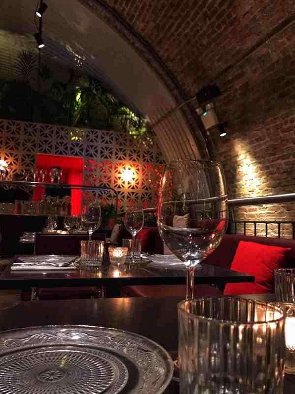 restaurant in southwark