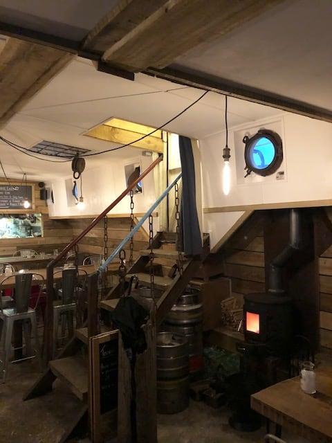 bar in hackney wick