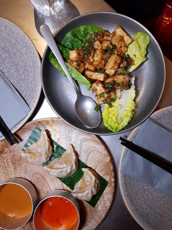Indo-Chinese restaurant in London