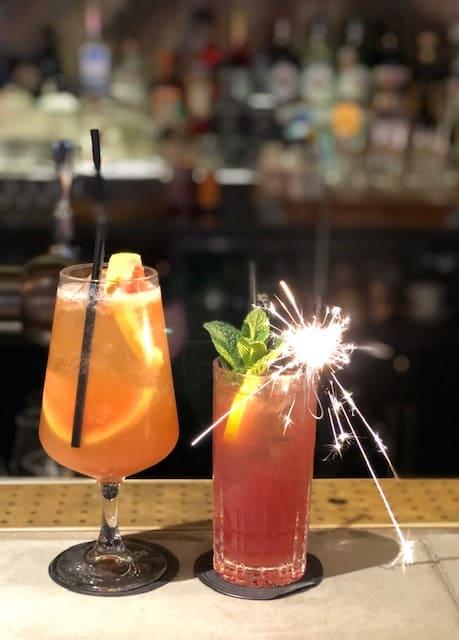cocktail bar in soho