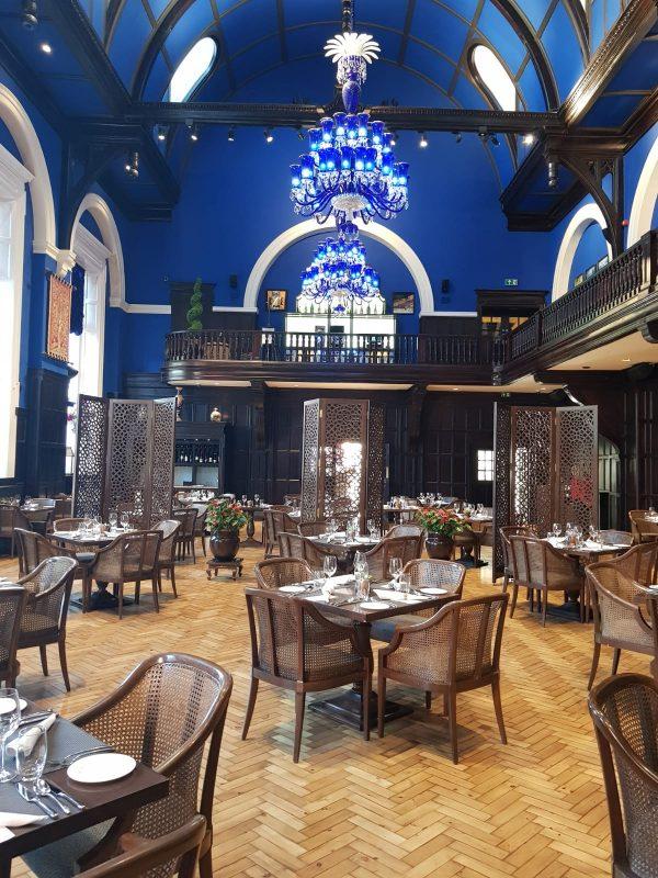 Pan Indian Restaurant in London