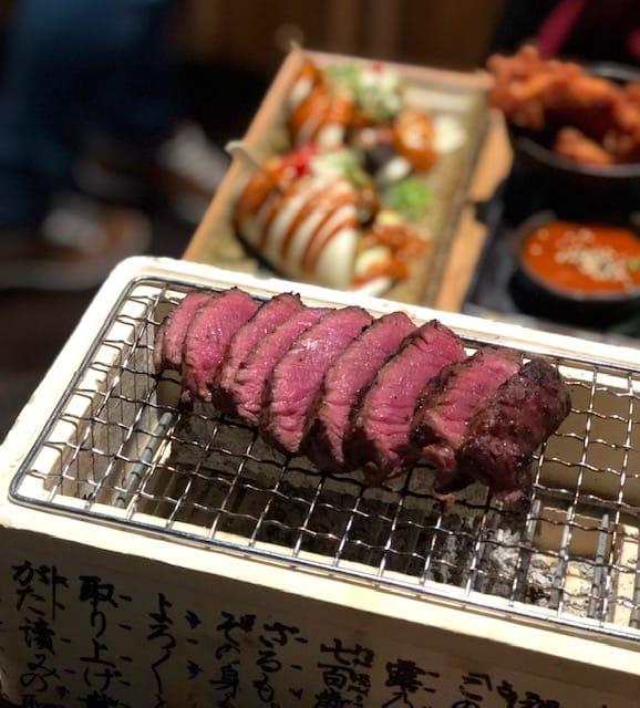 Japanese Izakaya in Soho