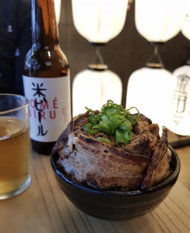 japanese ramen bar in london