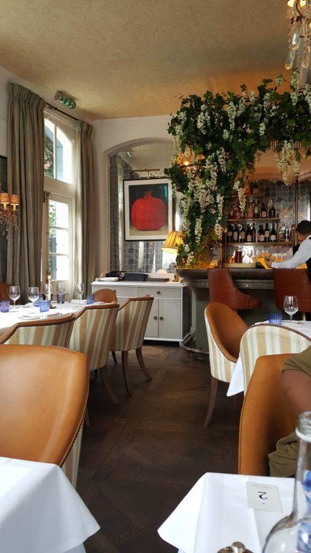 Brasserie in Chelsea