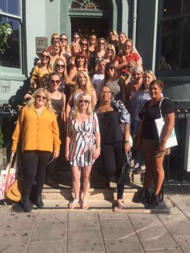 hen do in brighton