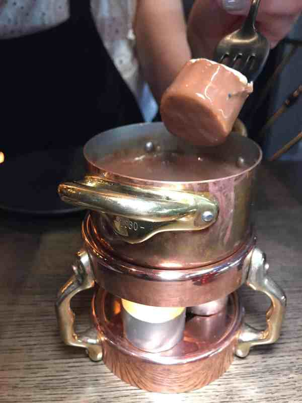 swiss restaurant in london