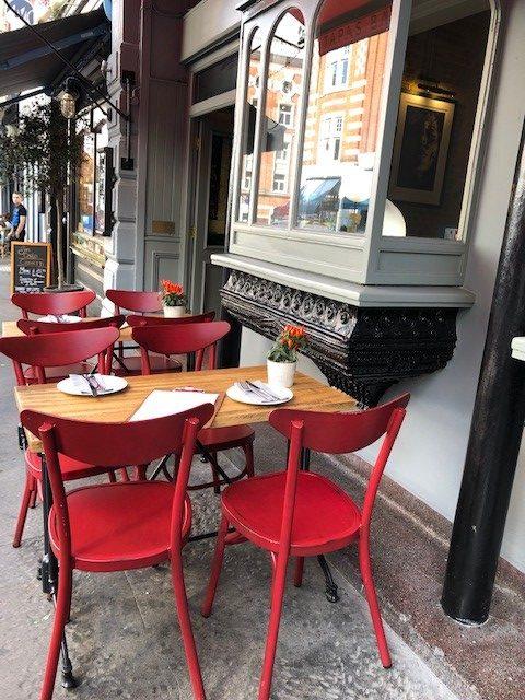 tapas restaurant in covent garden