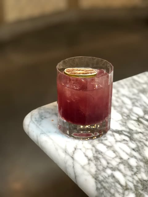 bar in barbican