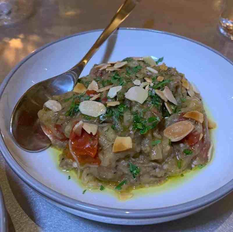 Mediterranean restaurant in shoreditch