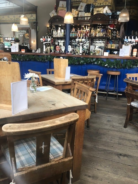pub in islington
