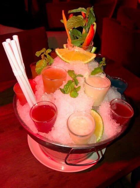 cocktails in siem reap