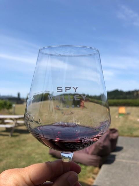 spy valley vineyard