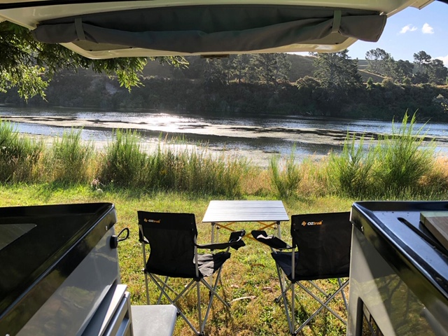 camping tips for new zealand