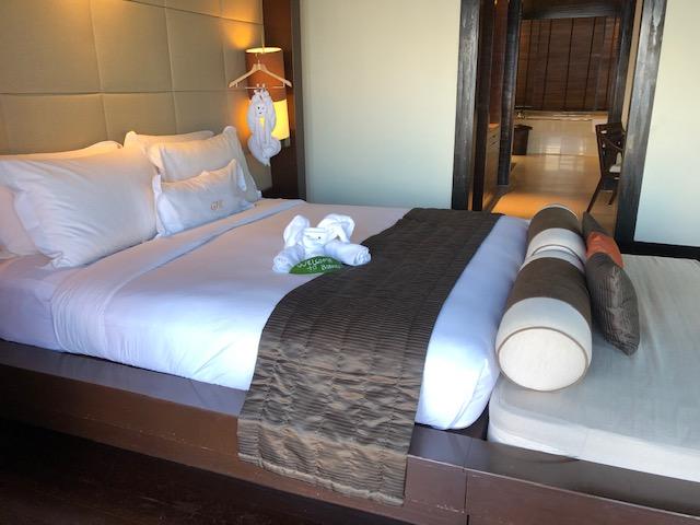 luxury hotel in borneo
