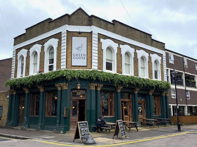 pub near roman road