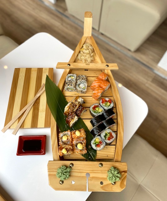 sushi fabrique