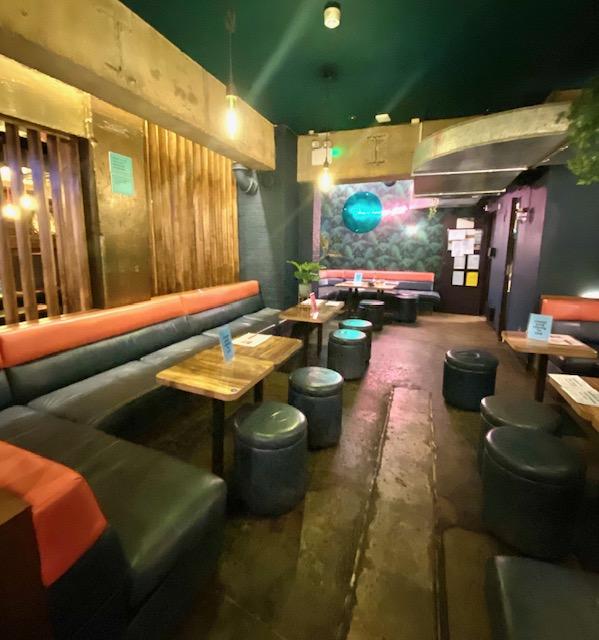 bar in brick lane