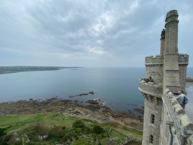 visiting st michael's mount