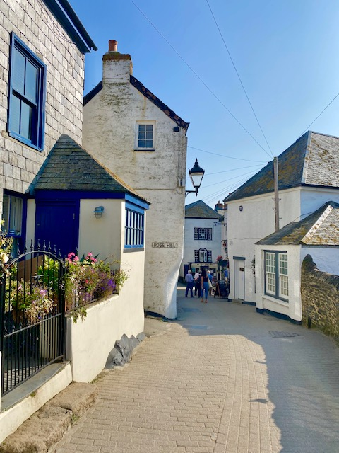 visiting port isaac