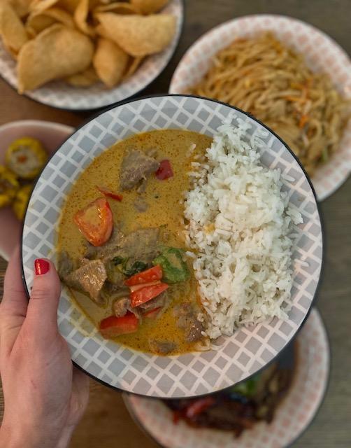 thai restaurant in bishop's stortford