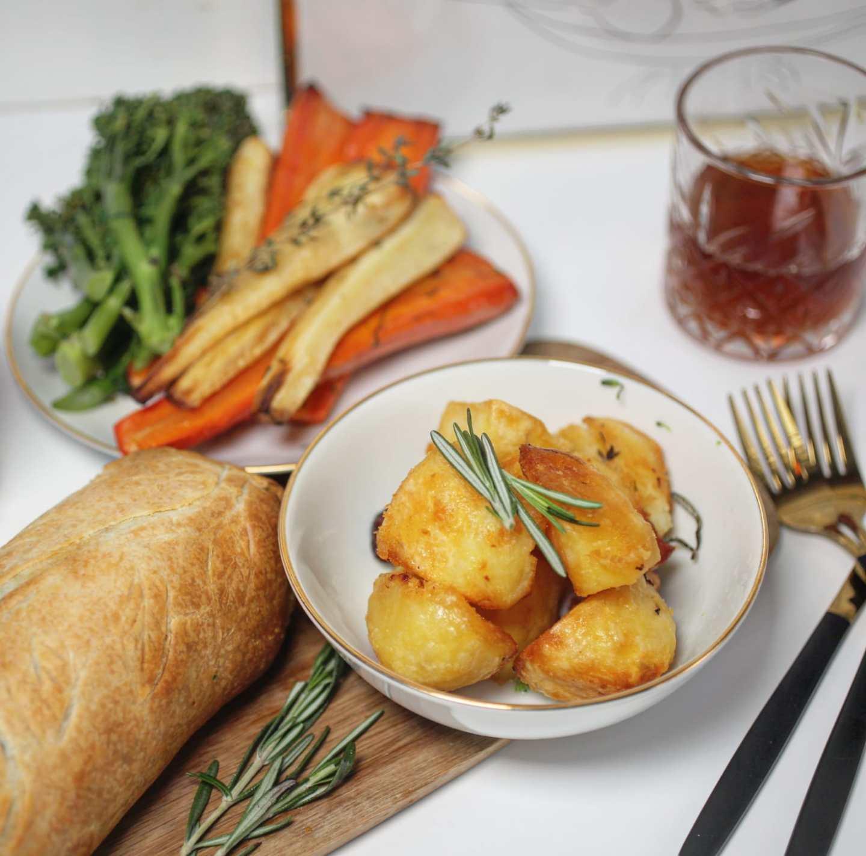 London restaurant DIY meal kit