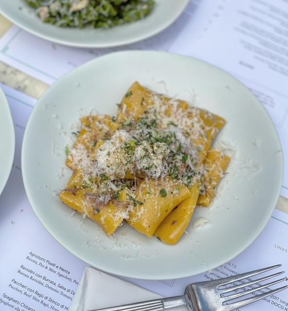 italian restaurant in king's cross