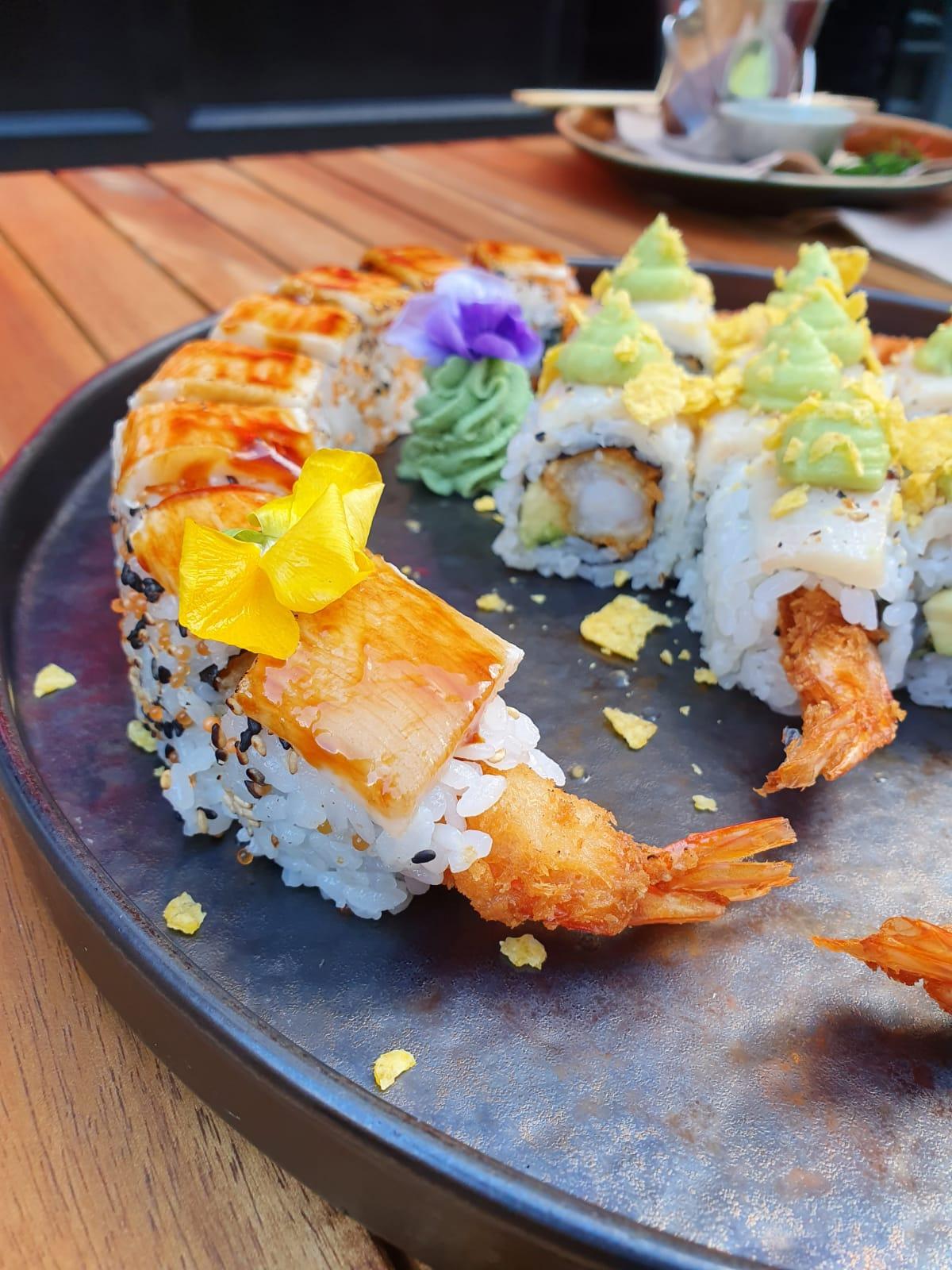 sushi restaurant in soho