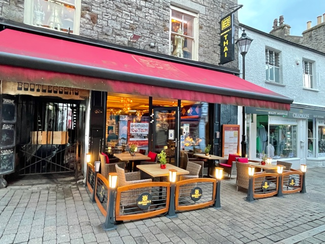 restaurants in kendal