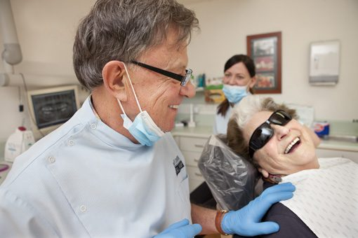 Image result for friendly dentist