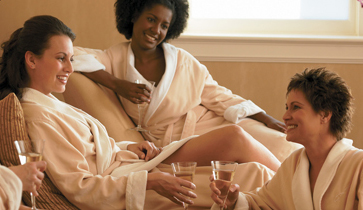 Places to go for a Girls Spa Weekend