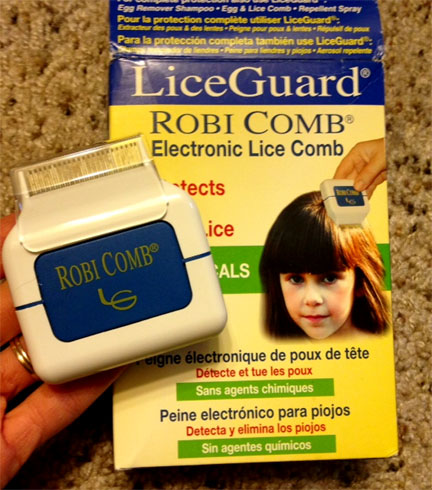 Robi Lice - view Memphis Lice treatment options on EastMemphisMoms.com
