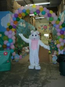 Dinstul's Easter Bunny