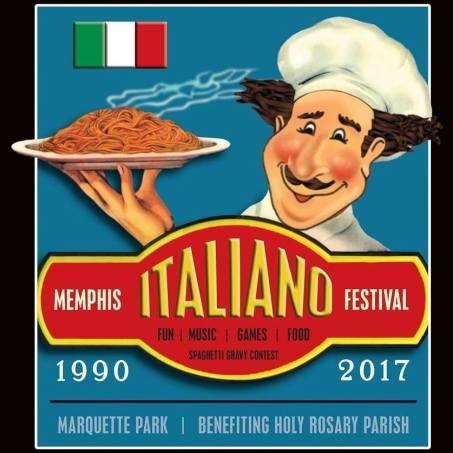 2017 Memphis Italian Fest