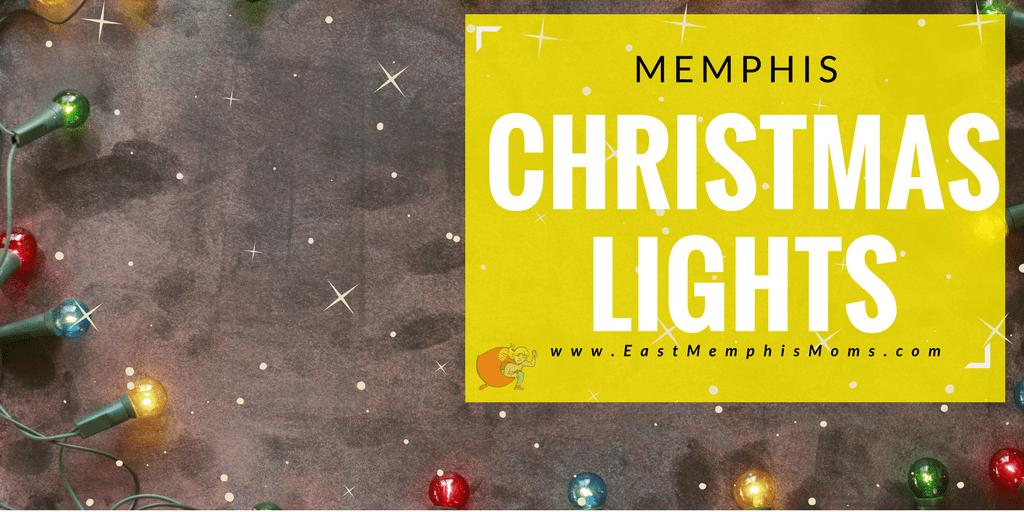 Memphis Christmas Light Displays