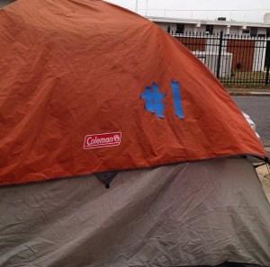 Tent #1