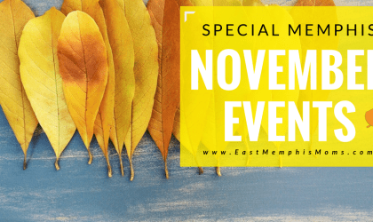 2017 November Special Events – Memphis Fun for the Whole Family