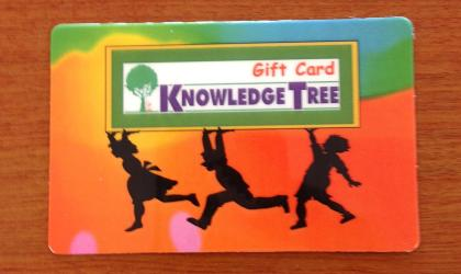 Giveaway: Knowledge Tree