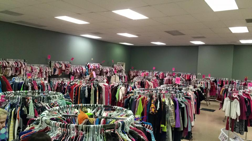 Memphis Kids Consignment Sales - A huge list of fall sales at EastMemphisMoms.com