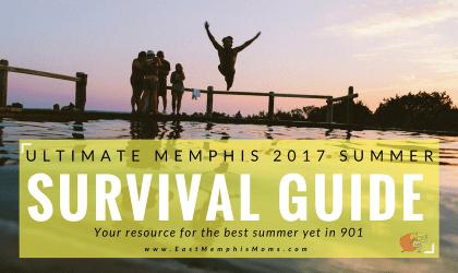 2017 Memphis Summer Survival Guide